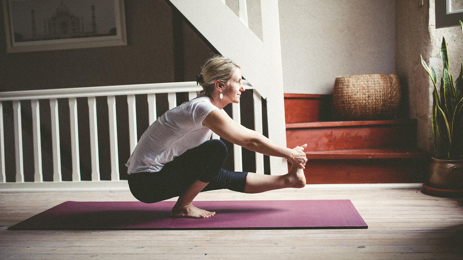 Tamsin Chubb Yoga