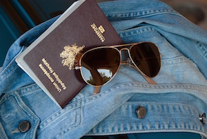 travel. passport. identification. ID card