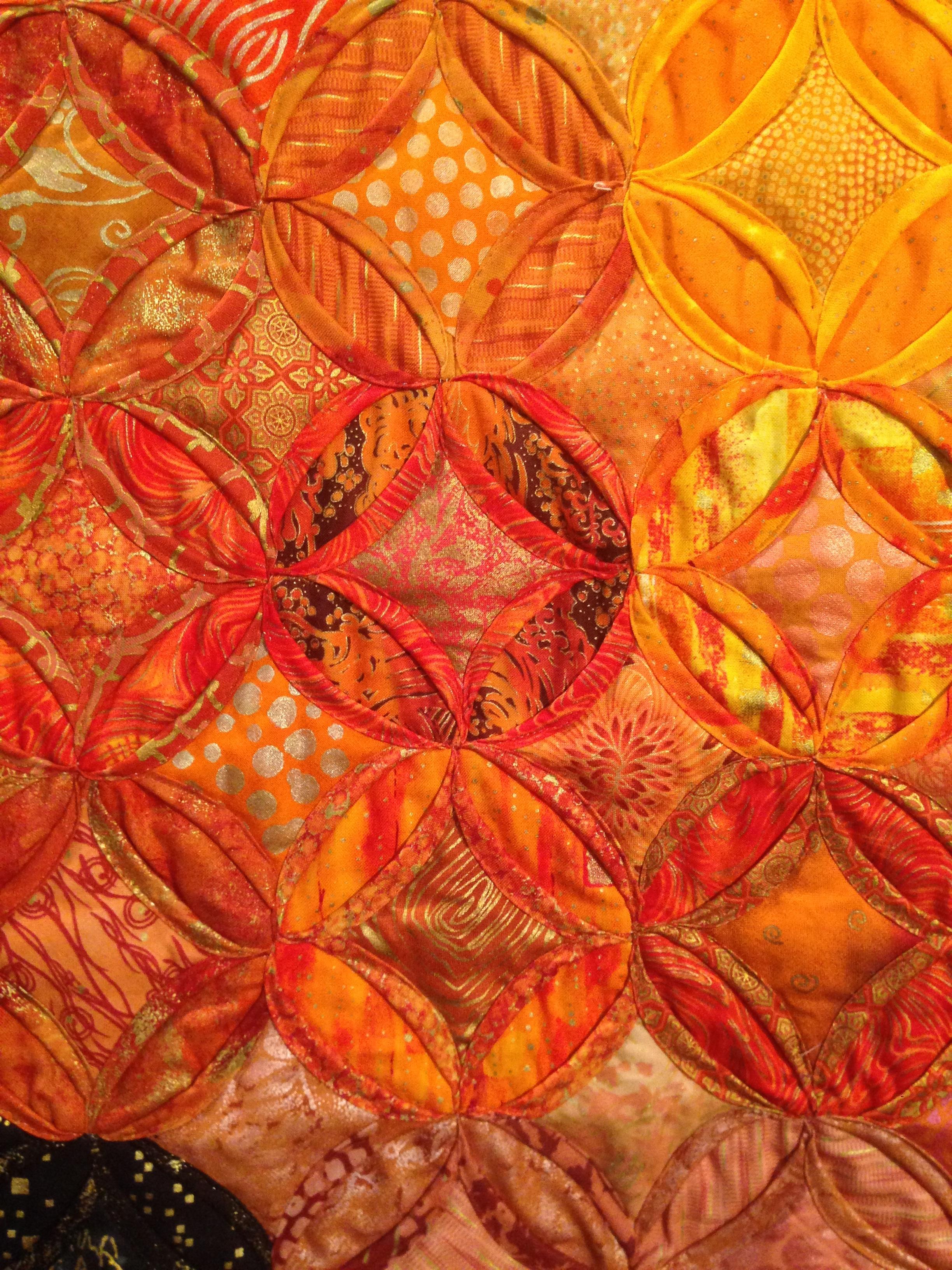 Radiance by Lisa Ellis (detail)