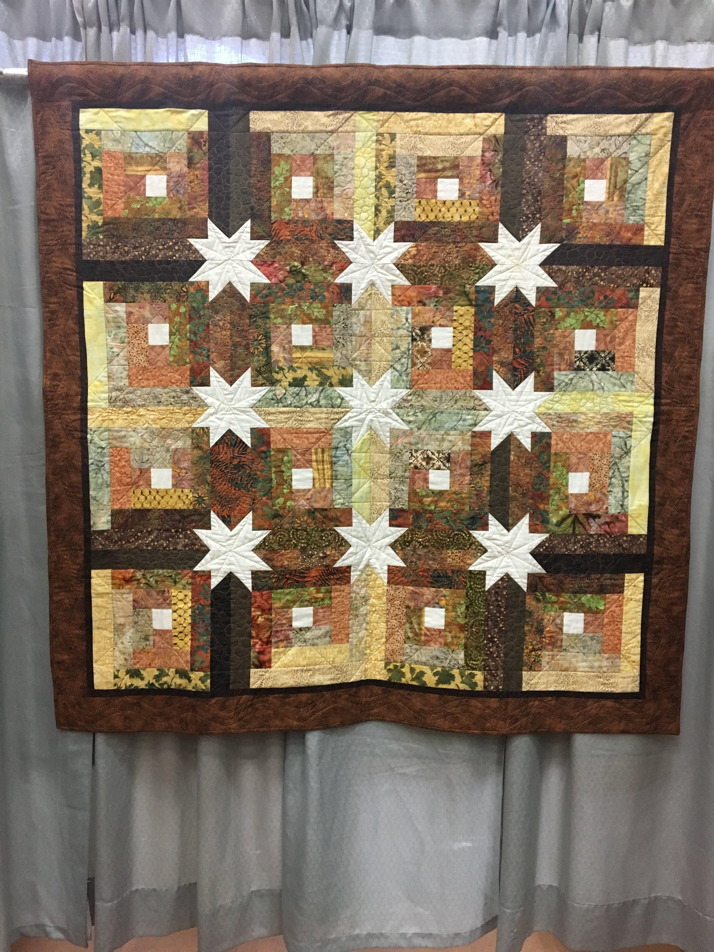 Cabin Stars by Nancy Andrew