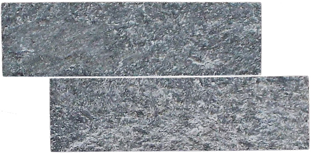 """Volcano - 2.5"""" x 9"""" Porcelain (7mm thickness) (2 pieces shown for variation)"""