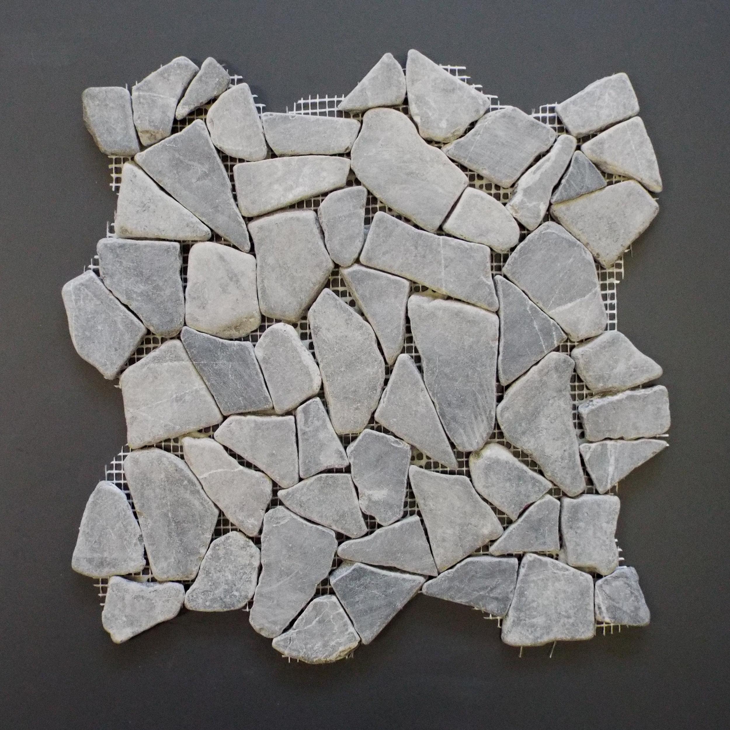 Pebblestone Flat Grey