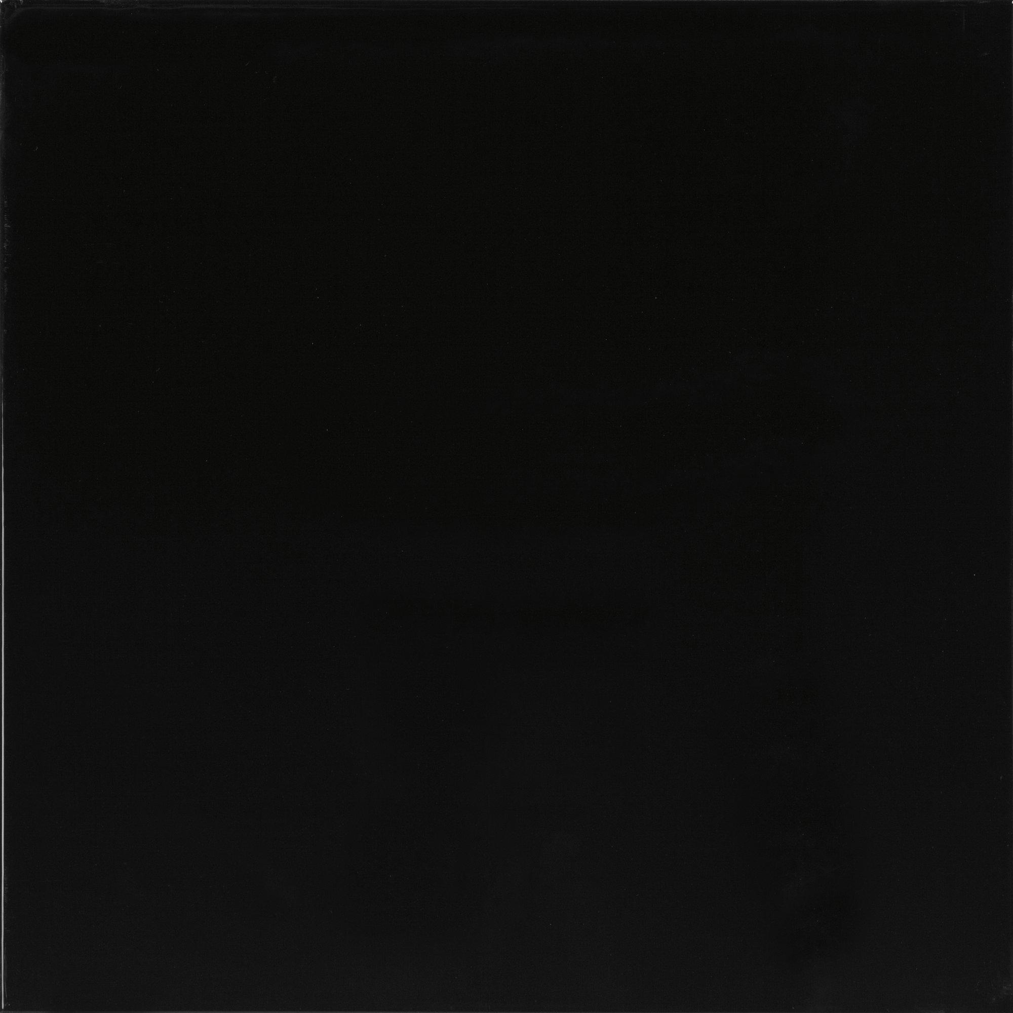 """Gloss Black  - 18"""" x 18"""" Glazed Porcelain"""