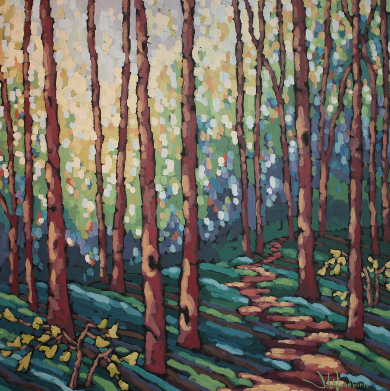 Forest Meander