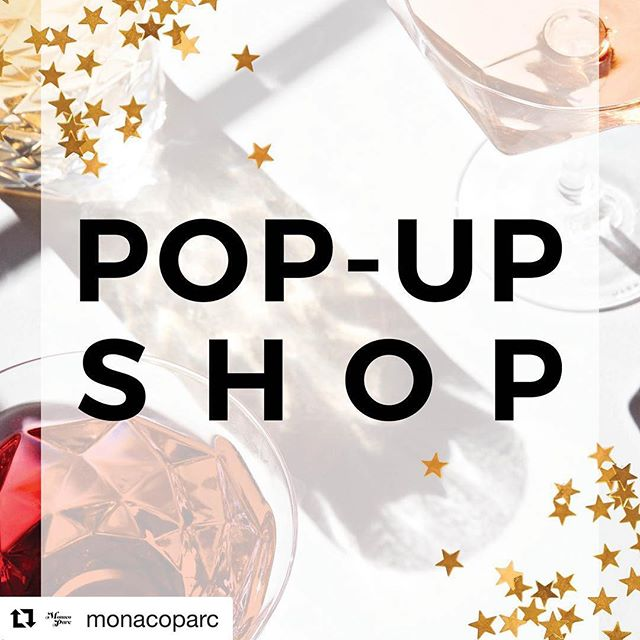 #Repost @monacoparc ・・・ Come get up close and personal. We're hosting pop up shops on 11/10, 12/1, and 12/15 from 10-3. Shop all things home decor, sip some bubbles and pick flowers from our Blossom Bar. Click the link in bio for all the juicy details 🥂
