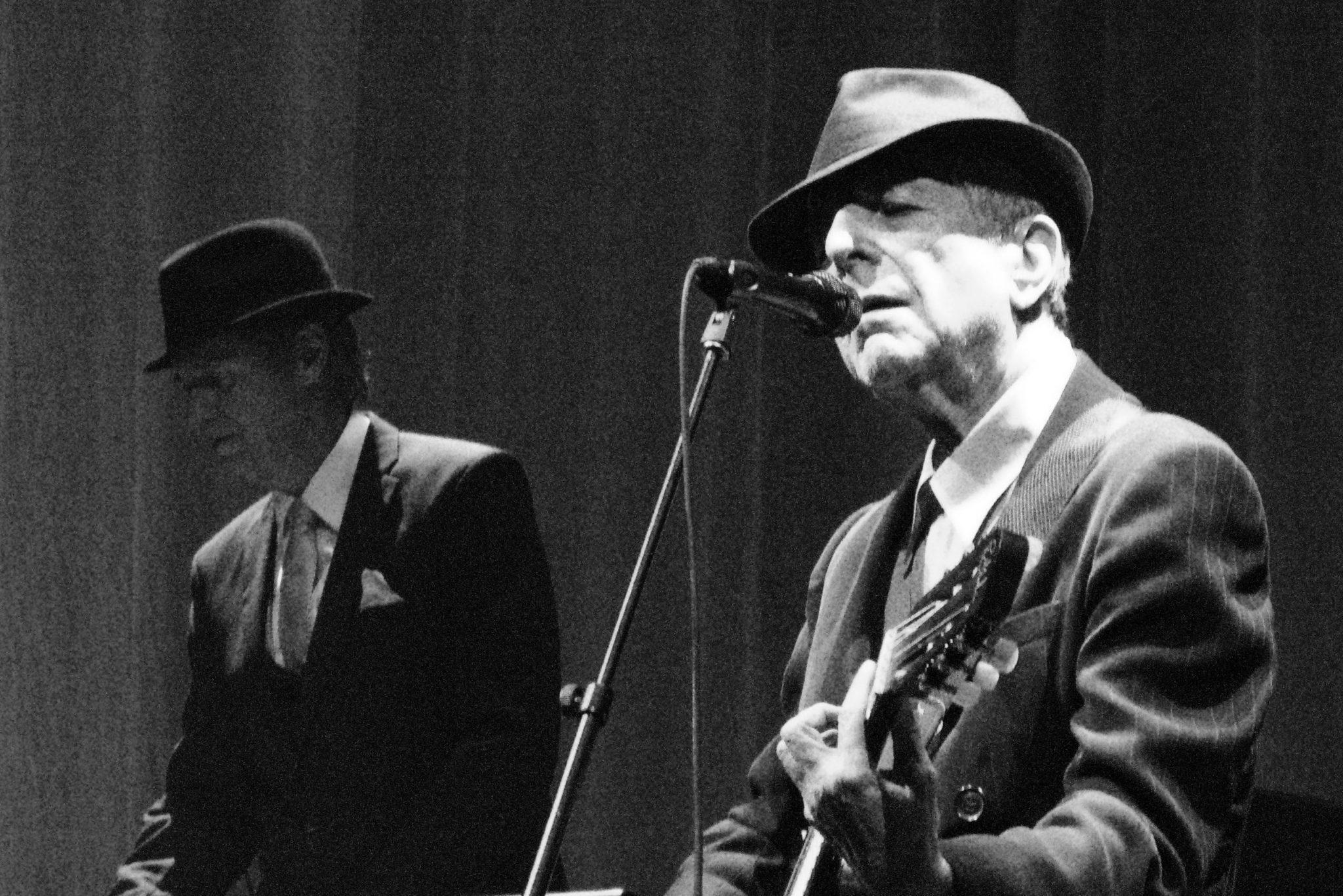 """give me Leonard Cohen afterworld / so i can sigh eternally"""
