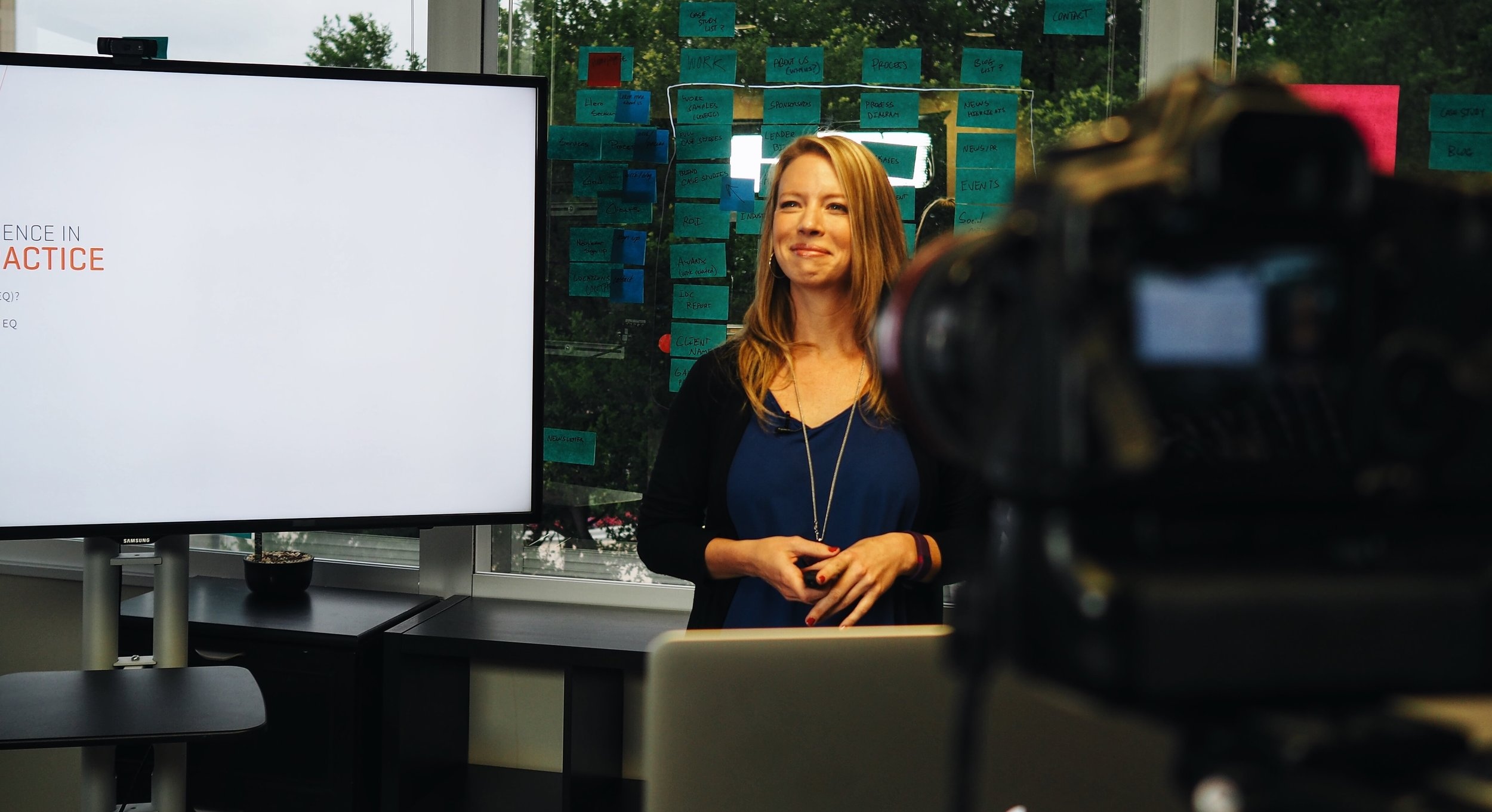 Senior Experience Strategist Shannon Graf is one of the Thought Leaders in projekt202's new video series.