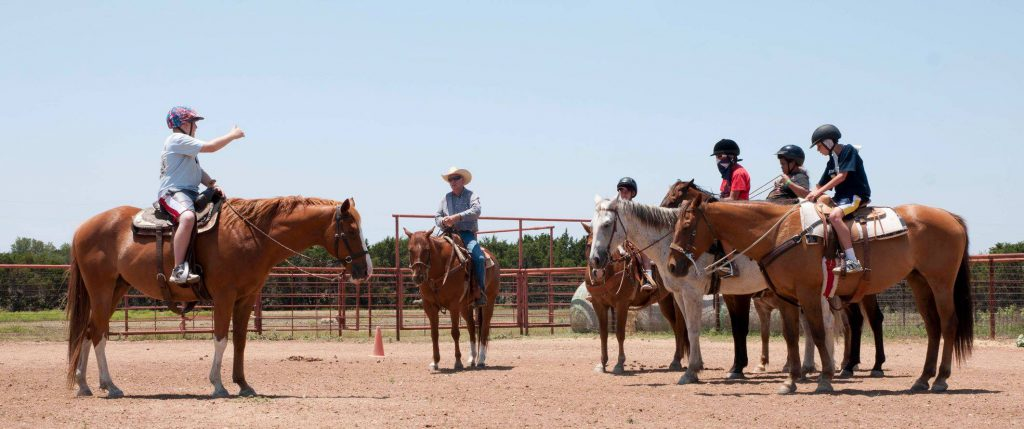 The  Rhythmic Riding  program at Spirit Reins helps children learn ways to stay in control of their bodies and emotions, even when they experience stress. The equine-assisted therapy helps clients passively learn to self-regulate through the use of the horses' rhythmic, patterned, repetitive movements.