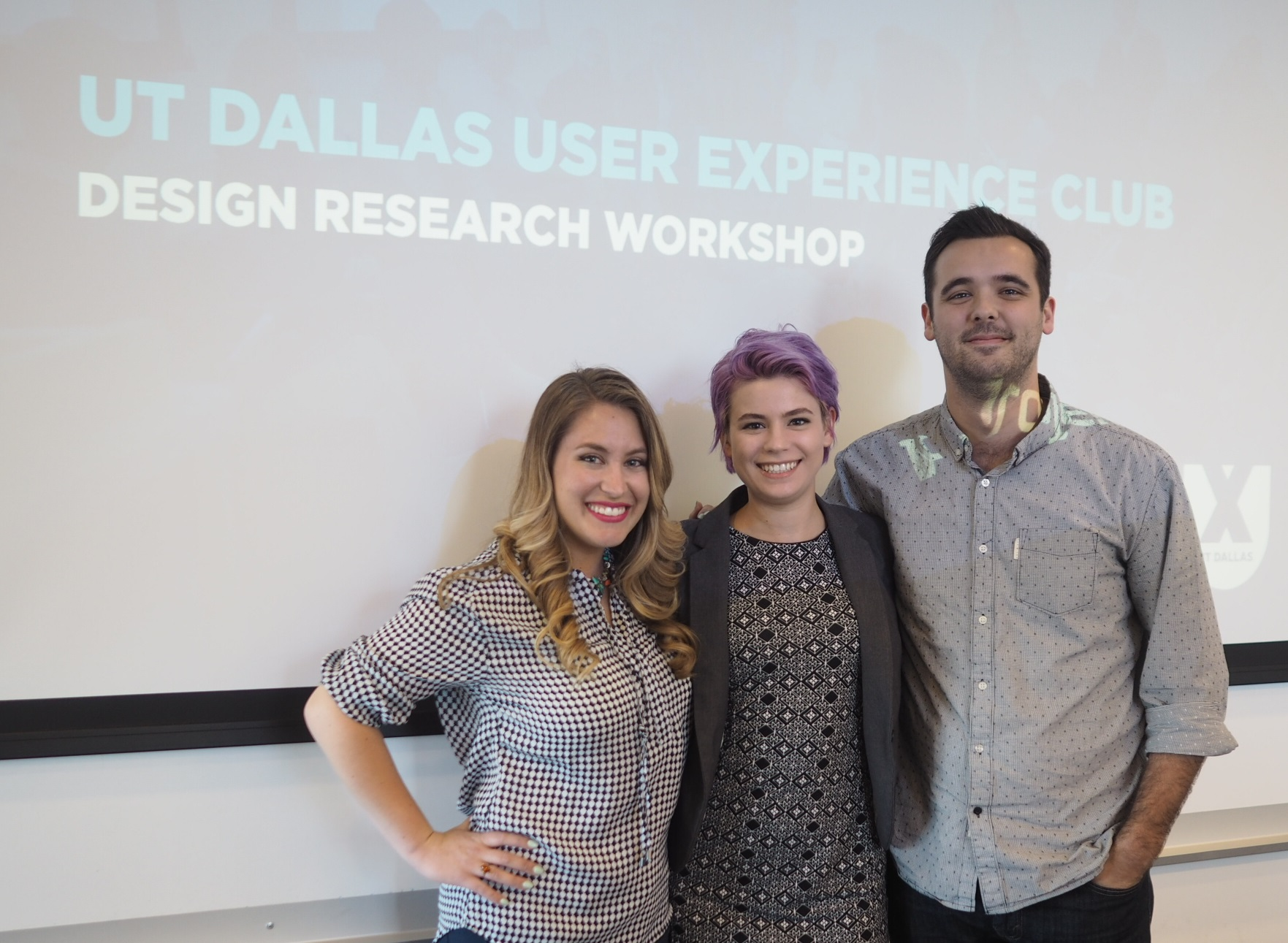 projekt202's Jessica Hart, Chelsea Maxwell and Nick Ansel