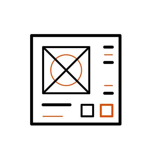 Wireframe Key Workflows