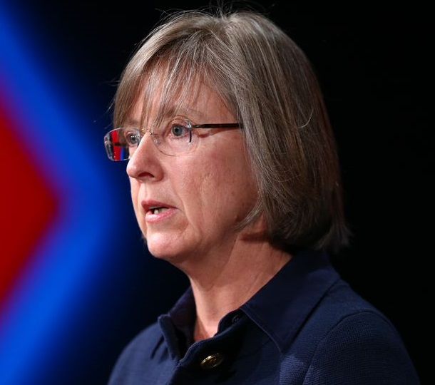 Kleiner Perkins Caufield & Byers partner and annual internet trends report author Mary Meeker