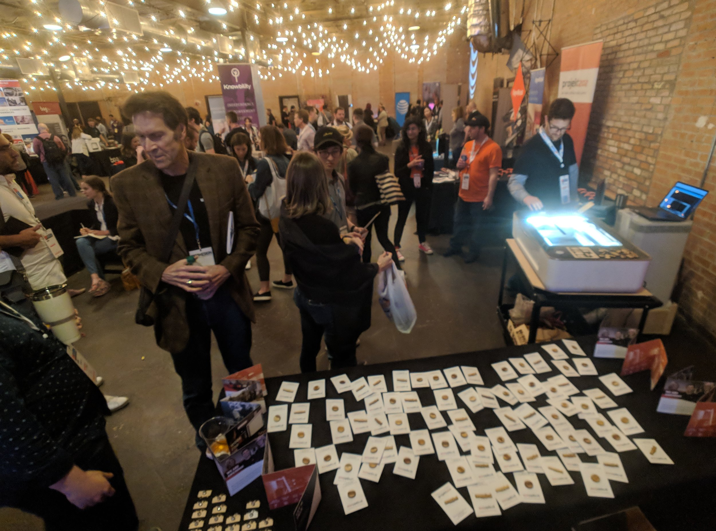 Visit projekt202's booth at the 2019 Big Design Conference in Dallas for plenty of giveaways.