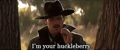 Your Huckleberry - Huckleberry (Blueberry), Sandal Wood, Bourbon, Tobacco