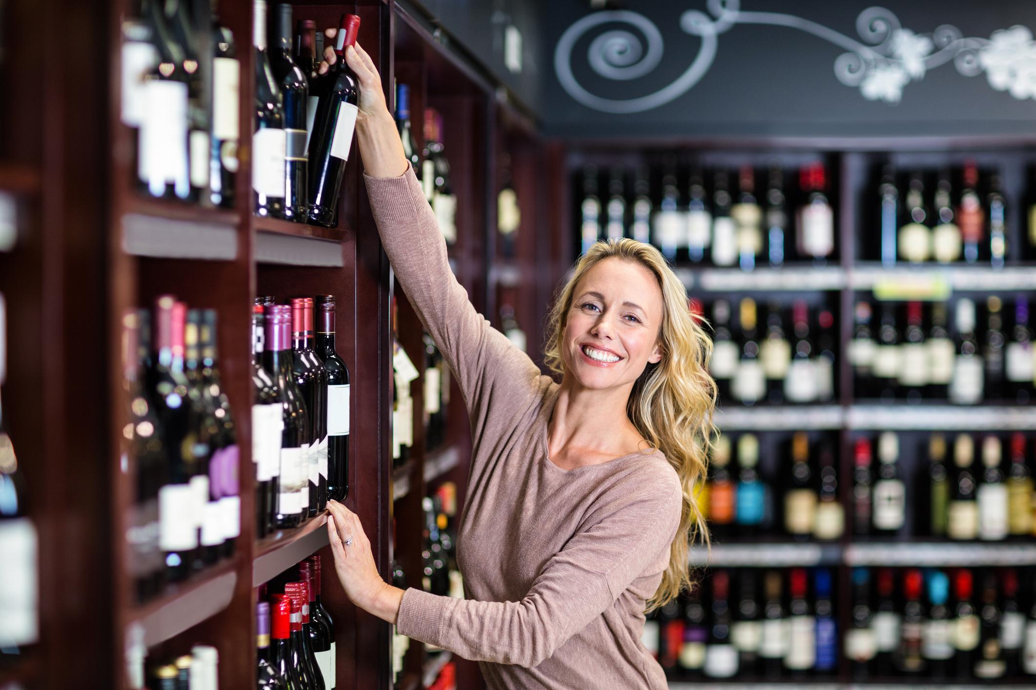 Liquor Store Inventory Management