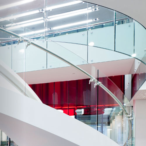 Designer Staircases Product by EeStairs America Inc