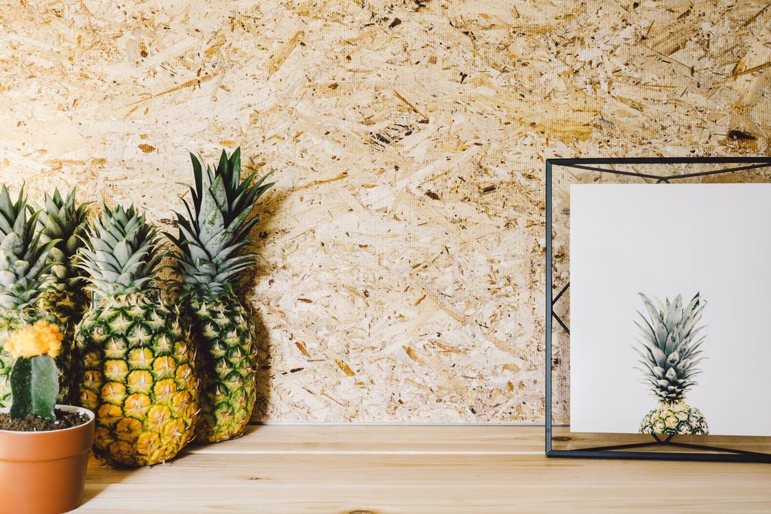 interior-design-trend-2018-pineapple-decor