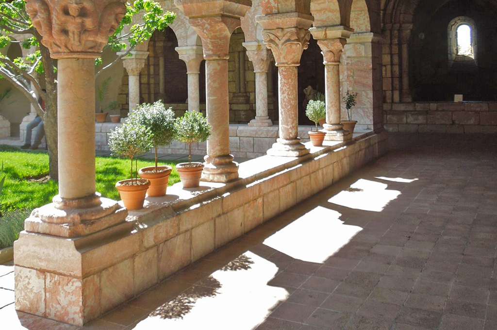 The Met Cloisters Project by Seibert & Rice