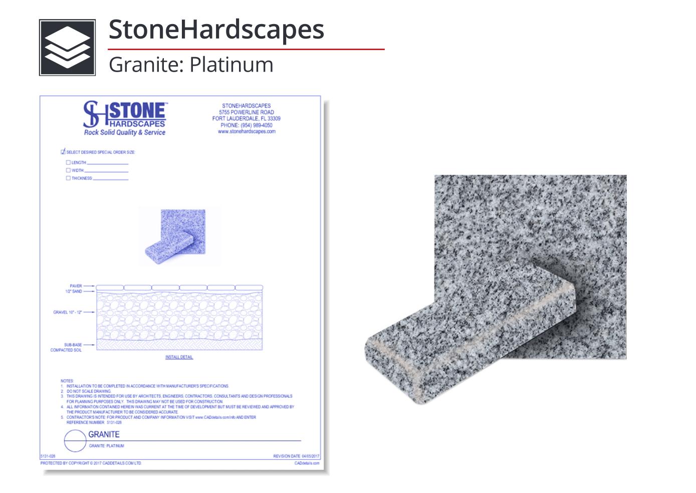 5131-028 Granite: Platinum