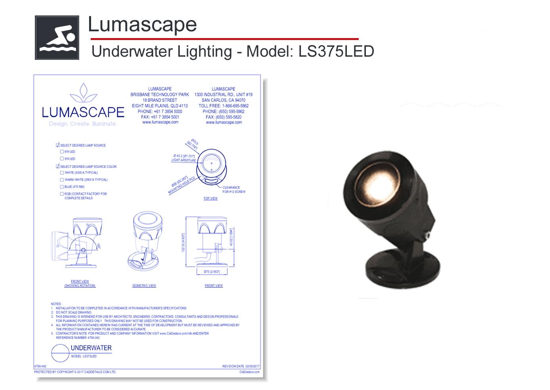 4788-042 Model LS375LED
