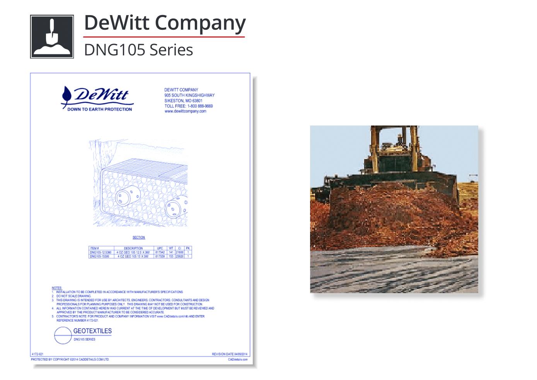 4172-021 DNG105 Series