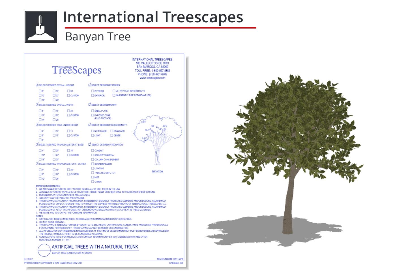 5112-017 Banyan Tree