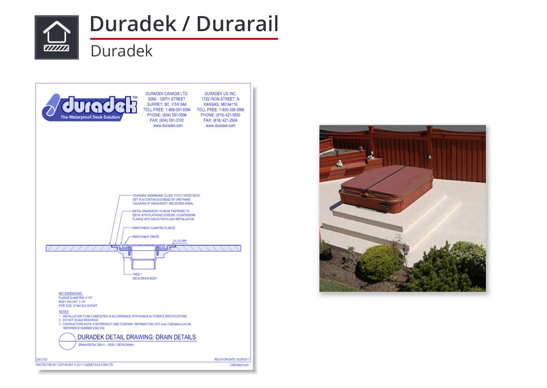 2342-032 Duradek