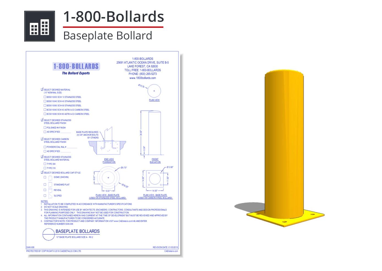 1-800-Bollards-Baseplate-Bollard-CADdrawing.jpg