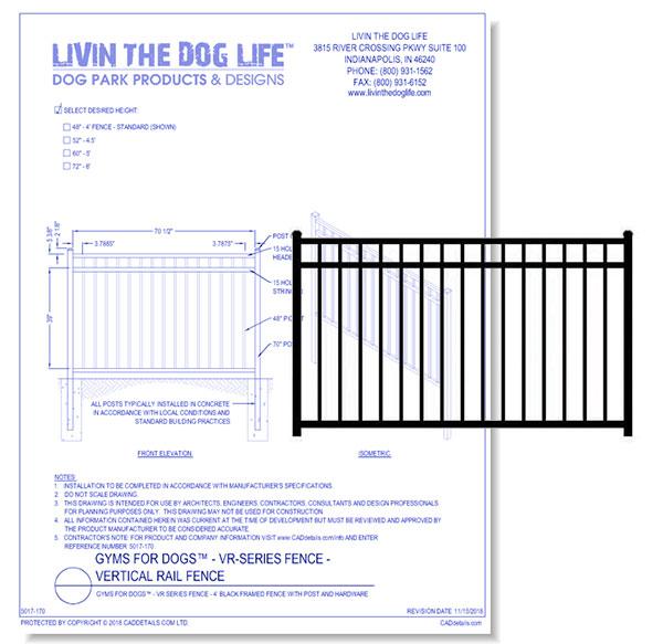 LS Series Fence