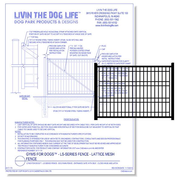 DVR Series Fence