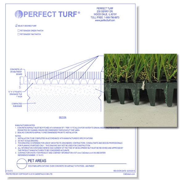 Pet Grass Pods