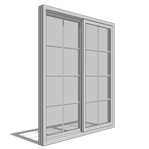 Impervia Series Patio Door