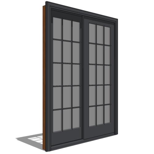 Ultra Series Sliding Doors