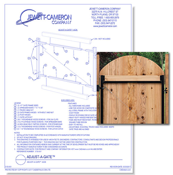 20+ CAD Drawings of Fences & Gates for Privacy, Security