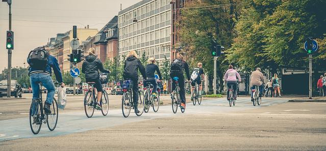 image © Copenhagen Cyclists, Tony Webster,  Flickr