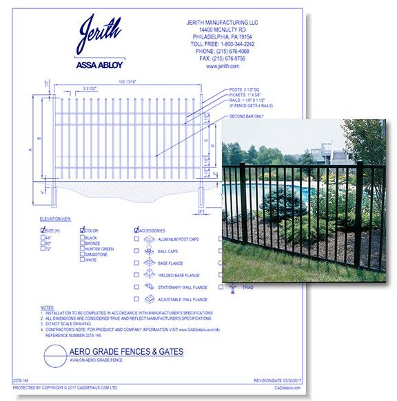 Aero Fences