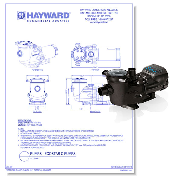HCP 2500 Series Pumps