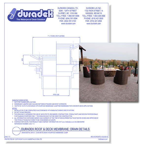 20+ CAD Drawings for your Roofing Needs | Design Ideas for the Built