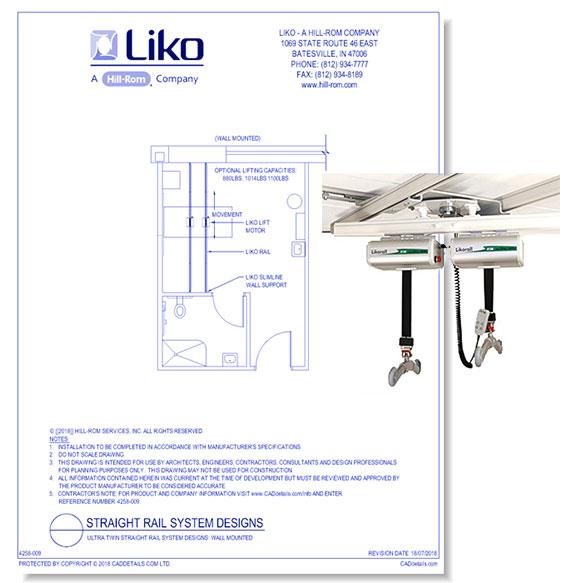 UltraTwin Overhead Lift