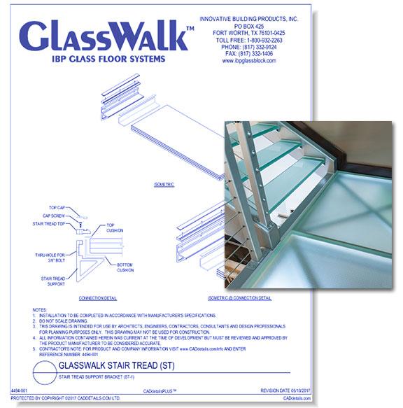 GlassWalk Stair Tread System