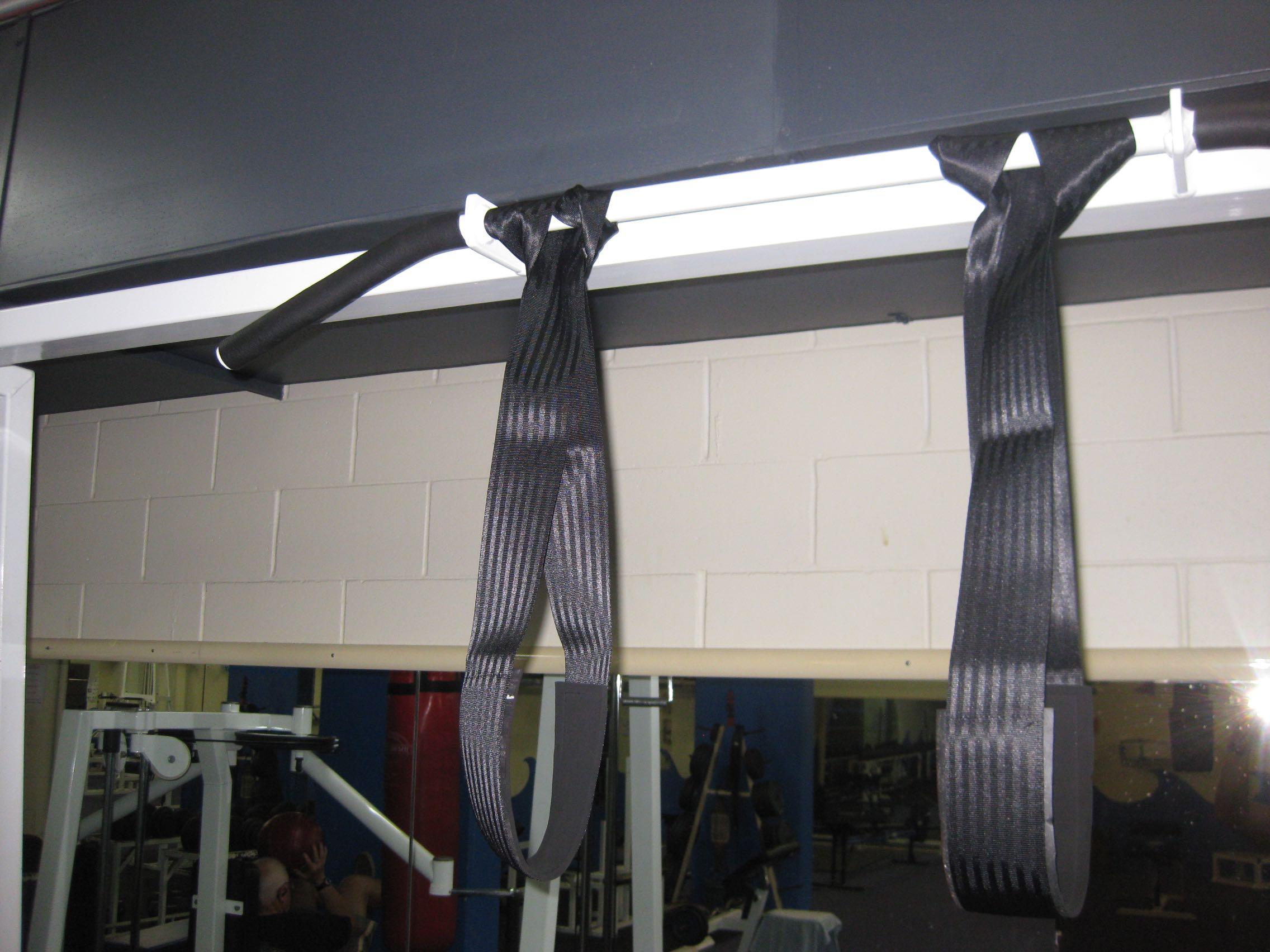 Hanging Ab Slings
