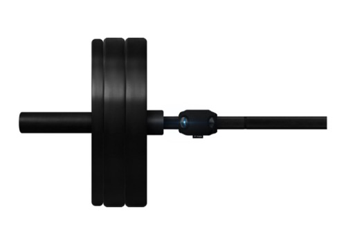 The new Push V2 can be used in barbell mode via a small pouch with velcro tabs or body setting via the forearm strap (eg. for pull-ups). The barbell mode allows one Push device to be shared between training groups of three to four athletes. This really speeds up velocity measuring for team sports!
