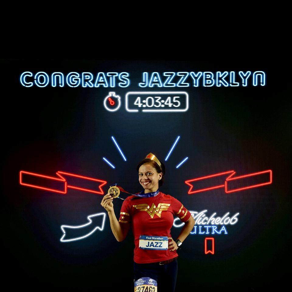 NYC TCS Marathon 2016