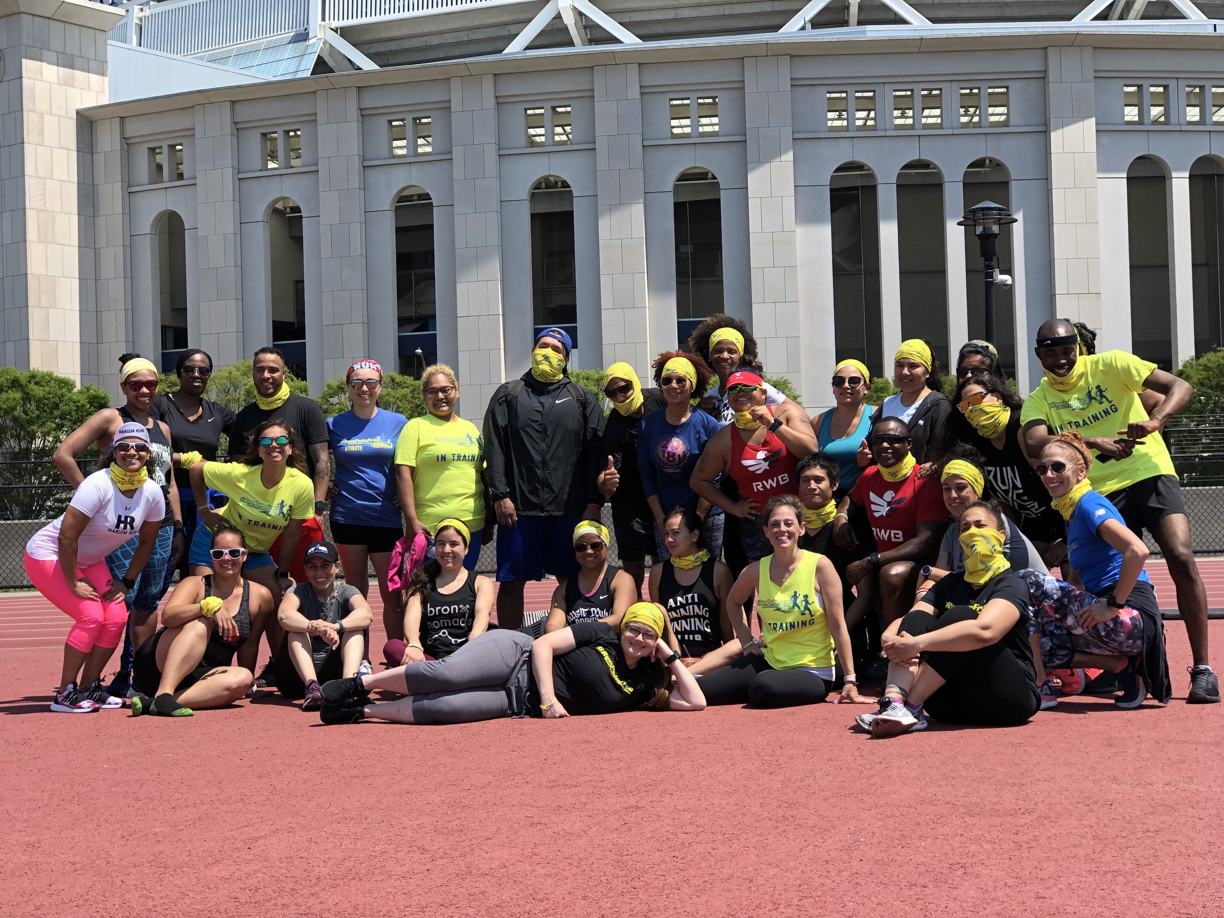 The Bronx Kickoff to Marathon Training Event 2019