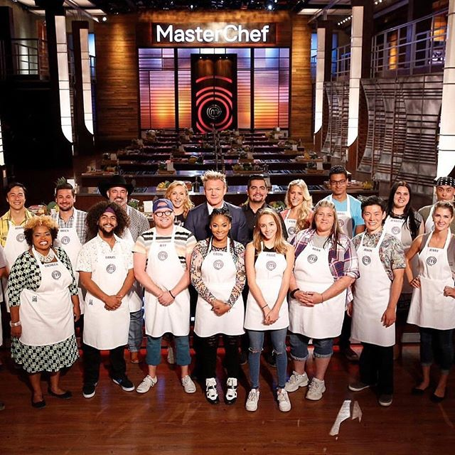 Last night @masterchefonfox revealed their top 20 for their celebratory 10th season! #tbt to when that moment was us! Congratulations & continued success to @gordongram, @chef_aaronsanchez, @jbastianich, & for us, @christinatosi for their role in what if these new 20 are smart will change their lives! Thank you for changing mine!! 🙏 . . . . #chefjeff #chefjeffphilbin #masterchef #food #foodie #feedyoursoul #foodbeast #foodporn #foodgasm #tasty #nomnom #goodeats #forkyeah #ilovefood #instalike #instafood #foodpic #eeeeeeats #chef #cheflife #chefsofinstagram #truecooks #tampabayeats #tampabayeatsout #tbeatsout #chefsroll #truecooks #cheflife  #thatssotampa #chefsofinstagram #eater