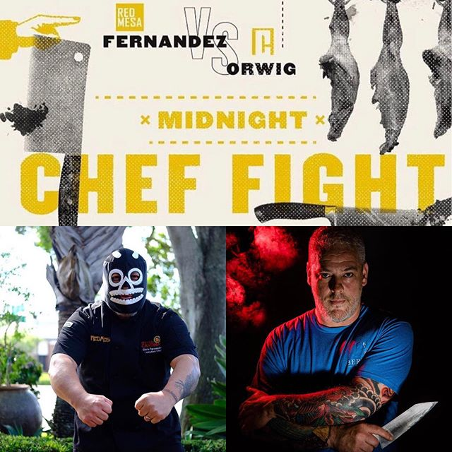 🎤 Always fall into peer pressure! 🎤 - Join me at the stroke of 🕛  as I host & emcee #MidnightChefFight at @ilritornodowntown where @haventampa takes on @redmesarestaurant with proceeds supporting @relayforlife Doors open at 11PM with ticket sales at $20 (no presales) and include passed appetizers and cash bar 🍺 🍷 🍸 ! . . . . . #ChefJeffPhilbin #masterchef #chef #cheflife #chefsofinstagram #food #foodie #foodporn #foodgasm #foodiegram #eatfamous #forkyeah #foodbeast #buzzfeast #munchies #thrillist #ilovefood #instafood #yum #eater #cookingshow #tvhost #tampafood #tampafoodie #tampaeats #stpetefoodie #stpeteeats #dreams #tampabay