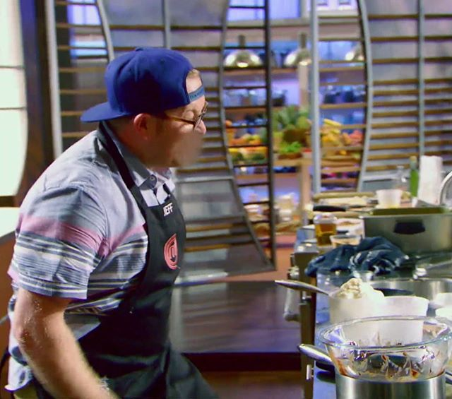 Fu$@ It's #NationalCulinariansDay I'm at a loss for words to celebrate! #tbt to being in the @masterchefonfox kitchen  #stillgotit . . . . . #chefjeff #chefjeffphilbin #masterchef #food #foodie #feedyoursoul #foodbeast #foodporn #foodgasm #tasty #nomnom #goodeats #forkyeah #ilovefood #instalike #instafood #foodpic #eeeeeeats #chef #cheflife #chefsofinstagram #truecooks #tampabayeats #tampabayeatsout #tbeatsout #chefsroll #truecooks #cheflife  #thatssotampa #chefsofinstagram &#eater