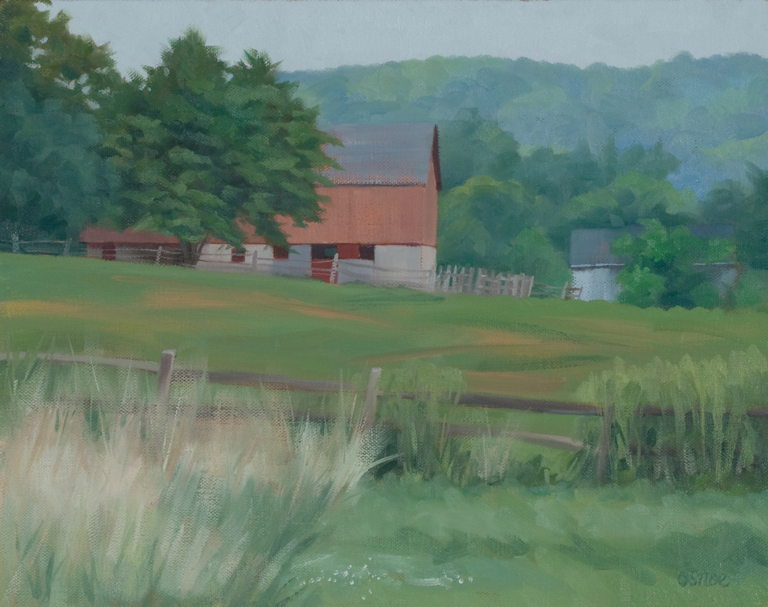 Buckingham Barn (sold)