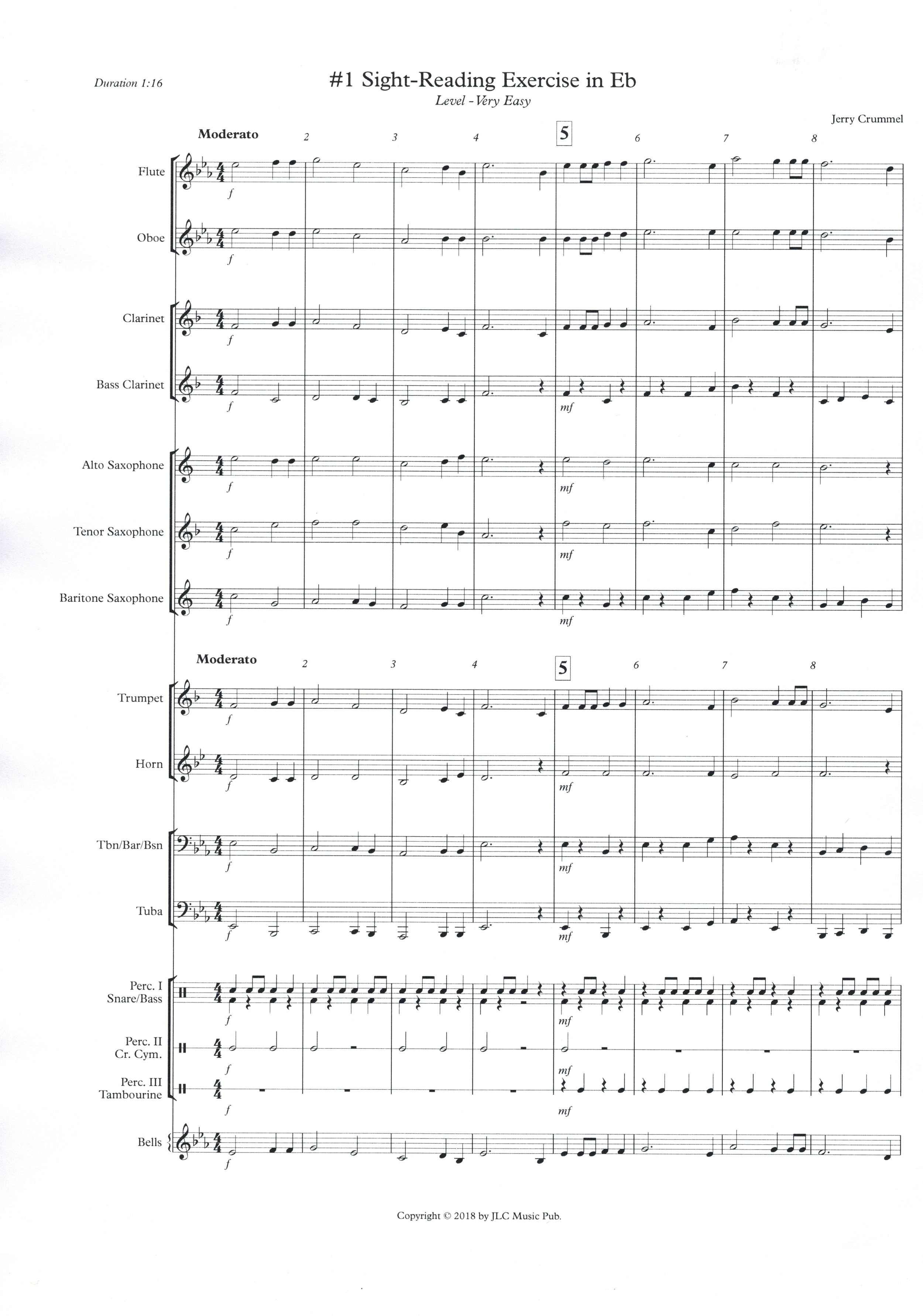 #1 Sight-Reading Exercise in Eb02132019.png