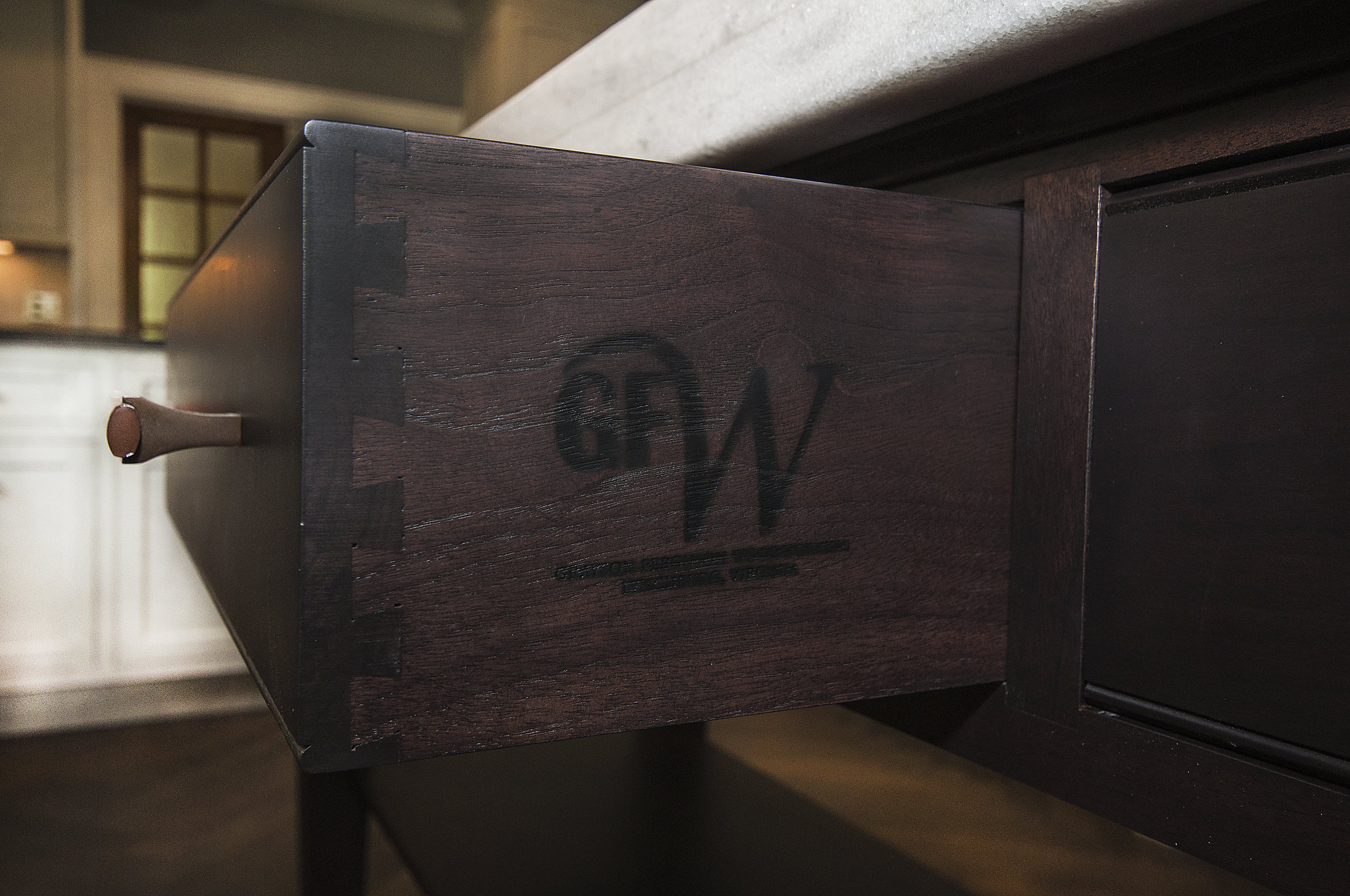 """We build furniture just like the old boys used to, but with current technology."""