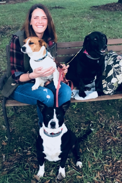 Jenny Harwood -Manager of Pet Operations